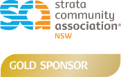 Strata Community Association New South Wales - Gold Sponsor
